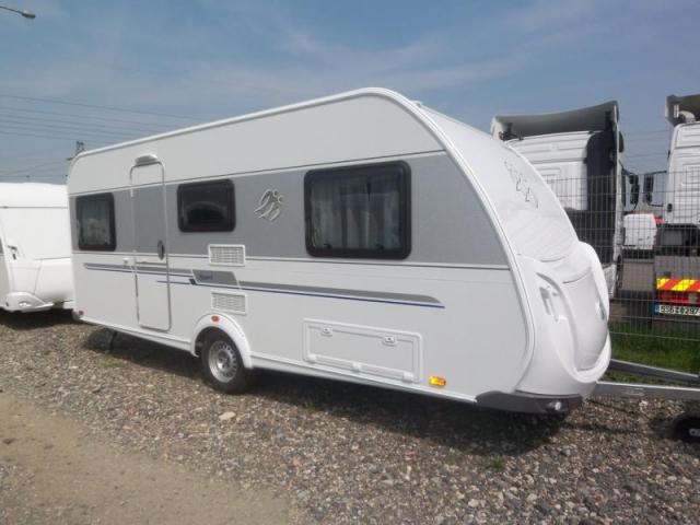 A tento karavan jsme měli půjčený